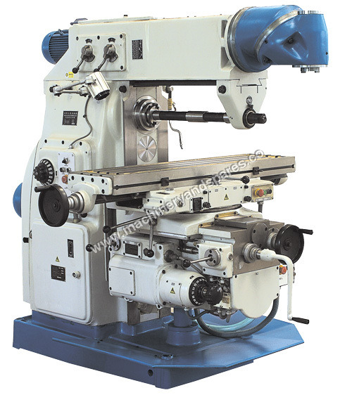 Extra Heavy Duty Milling Machines