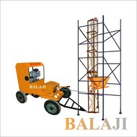 Heavy Duty Tower Hoist