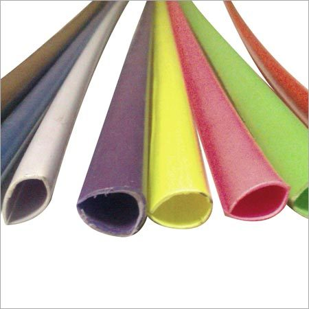 Coloured PVC Profiles