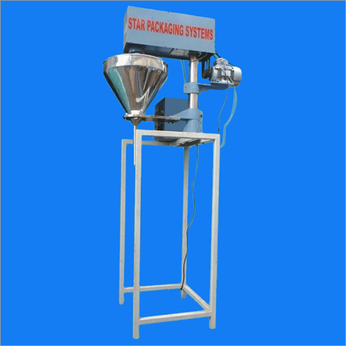 Manual Auger Filling Machine