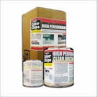 Aliphatic Polyurethane Paints