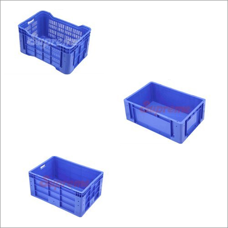 Heavy Duty Double Wall Crates