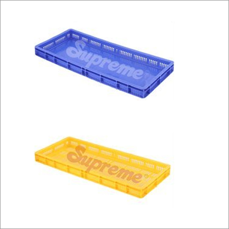 Jumbo Plastic Fish Crates