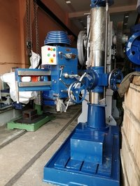 Radial Drills Machine ( chaser machine)