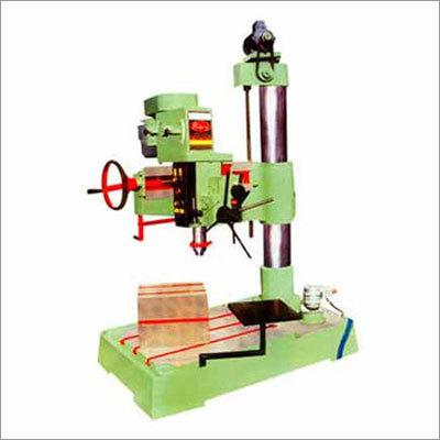 Auto Feed Radial Drill Machine