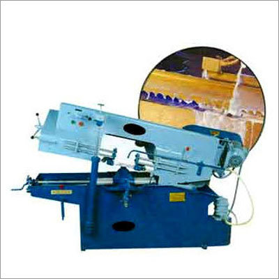 Horizontal Metal Cutting Bandsaw Machine