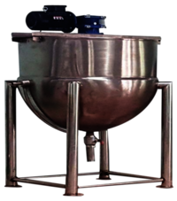 SS Fixed Type Cooking Kettle
