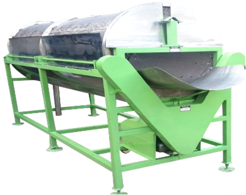 Rotary Fruit Vegetable Washing Machine