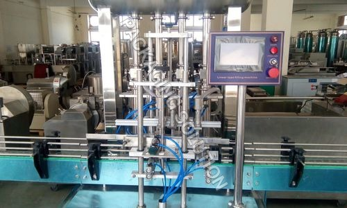 Automatic Piston Filler