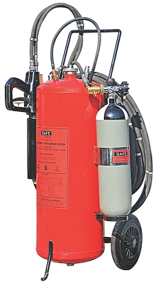 Water Mist Fire Fighting Systems