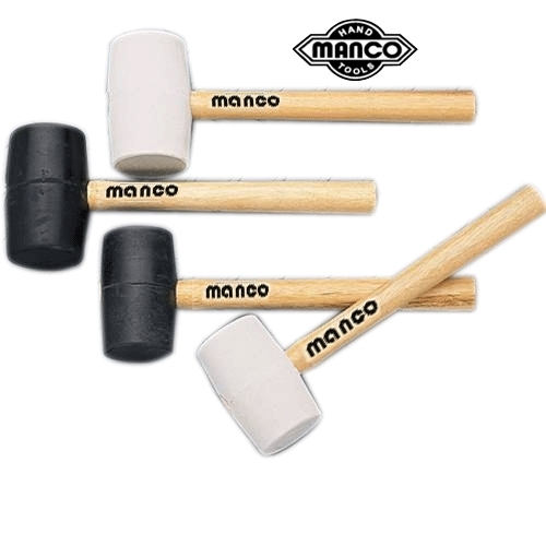 SAMPLES OF RUBBER HAMMERS