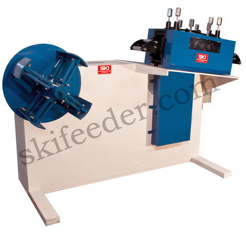 Decoiler Straightening Machines