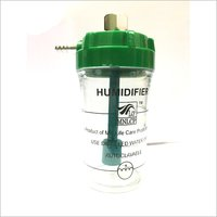 Metal BPC Humidifier Bottle