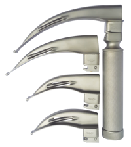 Fiber Optic Laryngoscopes