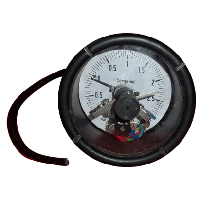 Industrial Compound Gauges