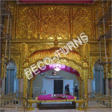 Golden Palki Sahib