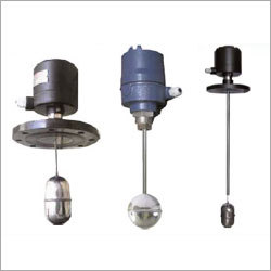Top Mount Level Switches
