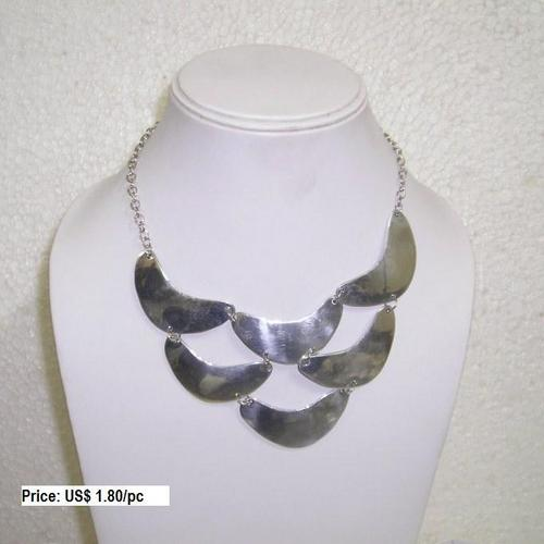 Moon Shaped Necklace