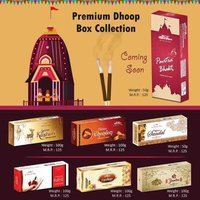 Premium Dhoop Sticks Collection