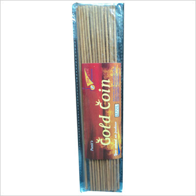 Gold Coin Incense Sticks