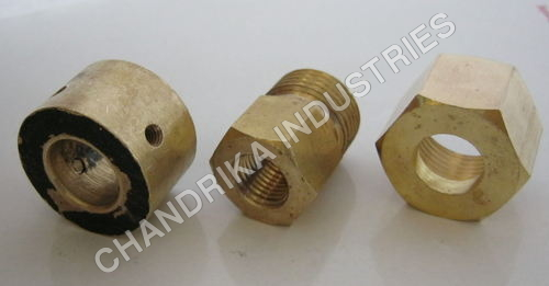 Brass CO2 Cylinder Regulator Fittings