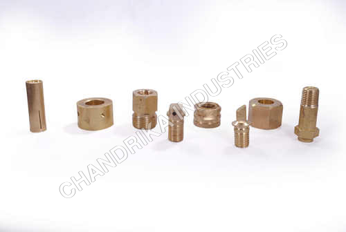 Brass Co2 and LPG Cylinder Regulator Fittings