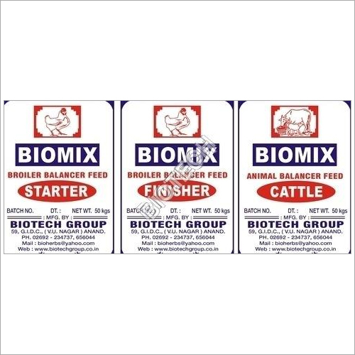Biomix Layer Feed