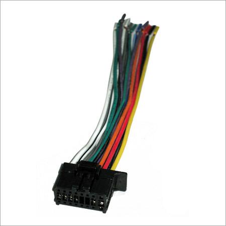 Vehicle Audio Wiring Harness