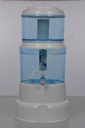 Mineral Water Pots