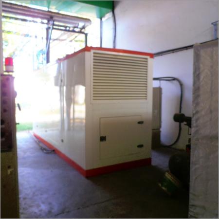 Acoustic Enclosure of DG Sets