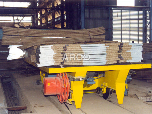 Material Transfer Trolleys
