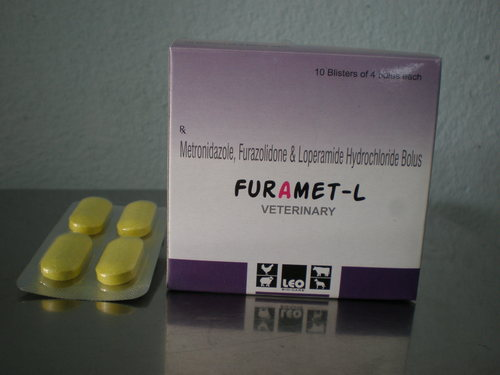 METRONIDAZOLE & FURAZOLIDONE AND LOPERAMIDE