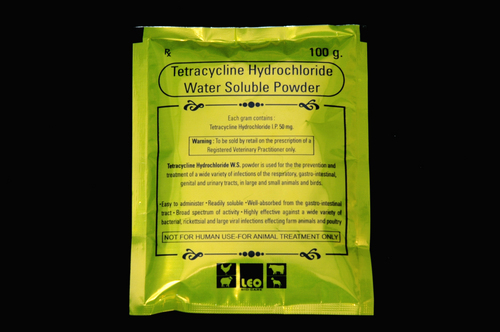 Tetracycline Hydrochloride Water Soluble Powder