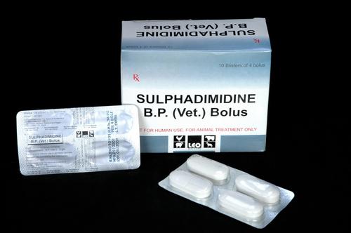 Sulphadimidine B.P. Bolus