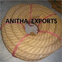Giant Coir Rope 200 Mm Diameter
