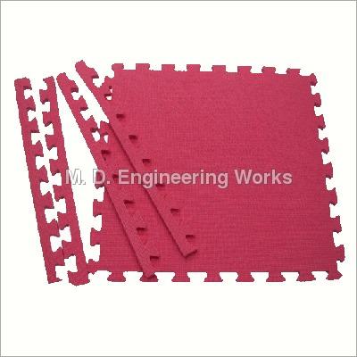Floor Mat Cutting Machine