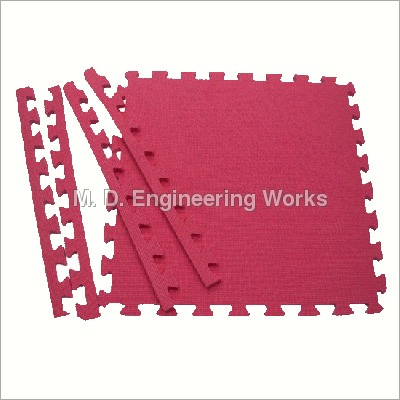 Floor Mat Cutting Machine