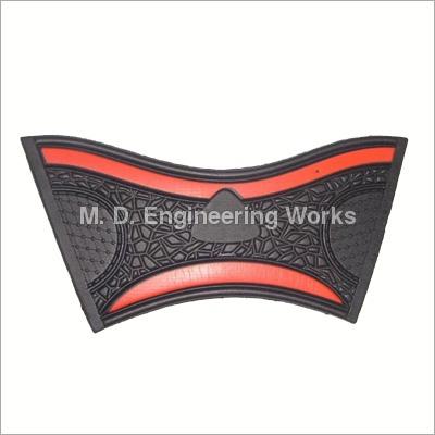 Helmet Safety Pad Cutting Machine