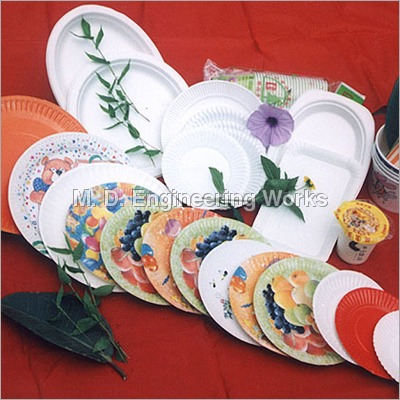 Hydraulic Paper Plates Making Machinery