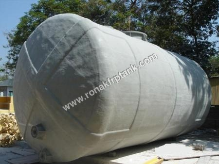 Industrial FRP Tanks