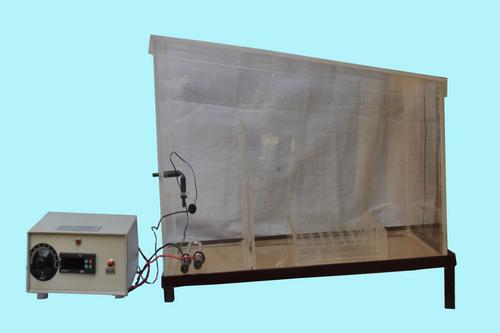 Salt Spray of Temperature Controlled