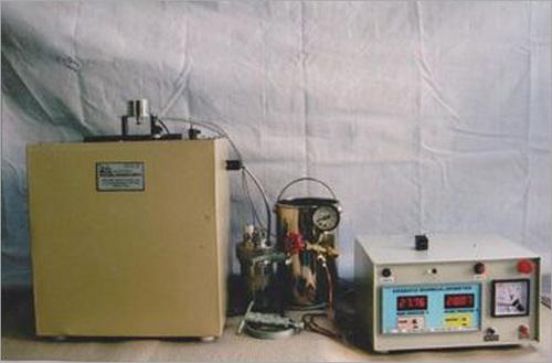 Adiabatic Bomb Calorimeter