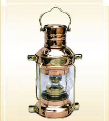 Nautical Anchors Lamp