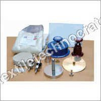 Martindale Abrasion Consumables