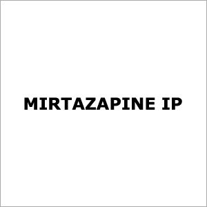 Mirtazapine IP