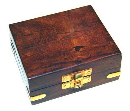 Wooden Box - Nautical