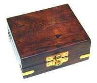 Wooden Box - Nautical