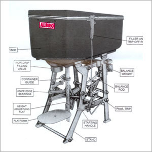 Liquid Filling Machine (Bench Model)