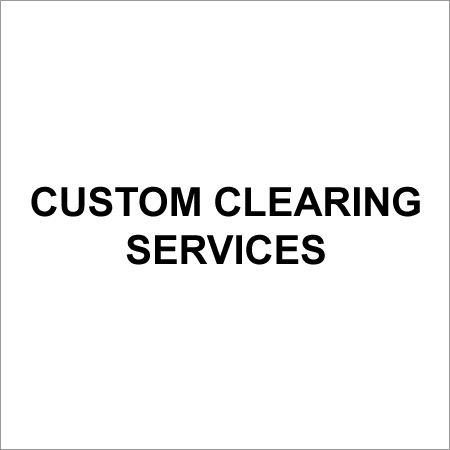 Custom Clearance Agents