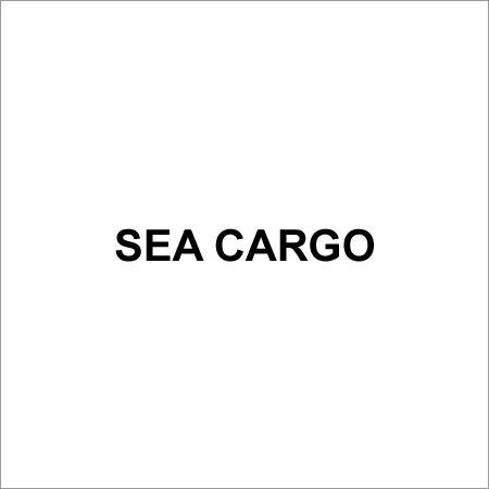 International Sea Cargo